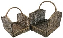 Log Basket Cutcombe